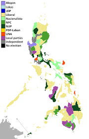 Blank Philippine Map Quiz by Philippine Gubernatorial Elections 2016 Wikipedia