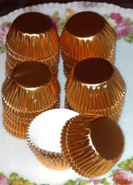 foil candy cups shiny foil mini cupcake liners bakers candy cups 500 bulk