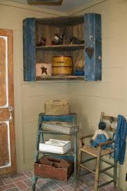 Primitive Country Bathroom Ideas 610 Best Primitive Shelves And Wall Cabinets Images On Pinterest