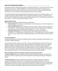 what is a objective on a resume how to write a career objective