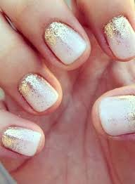 best 25 great nails ideas on pinterest gold nails gold glitter