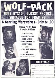 classic halloween monsters 60 vintage monster magazine ads u2013 collection jason willis