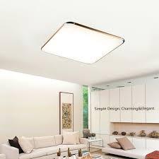 Wohnzimmer Deckenlampe Design Floureon 56 64w Led Deckenlampe Smart Deckenbeleuchtung Dimmbar