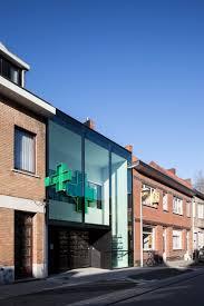 Pinte by Pharmacy Vh De Pinte Projects Caan Architecten Gent