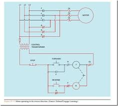 forward re verse control developing a wiring diagram and