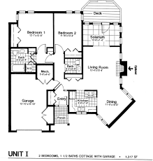 Cottage Floor Plans With Loft by Upstairs Floor Plan With Open Loft Small Bungalow Cottage Floor