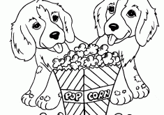police dog coloring pages coloring kids