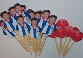 bowling cake toppers cake toppers bowling cupcake toppers