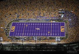 Tiger Blinds Tiger Stadium To Feature Purple Field Turf In U002710 Lsusports Net