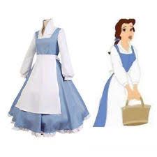 Halloween Costumes Belle Beauty Beast Beauty Beast Costume Ebay