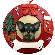 chihuahua ornament home kitchen