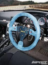 nissan gtr steering wheel 1992 nissan skyline gt r import tuner magazine