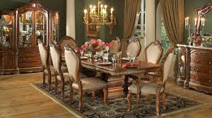 ashley furniture dining room chairs dining room table with china cabinet used set contemporary sets