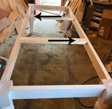 Kreg Jig Table Top How To Build A Diy Farmhouse Dining Table