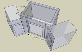 corner kitchen sink cabinet plans pin by cheryl wilson on ideas for the house corner sink