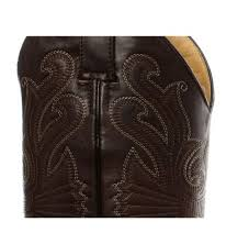 leather biker style boots grinders western cowboy biker boots with crinkled front details in