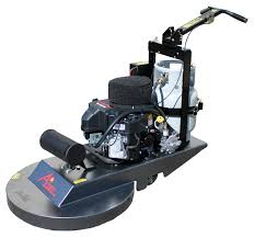 aztec 24 inch propane burnishing machine