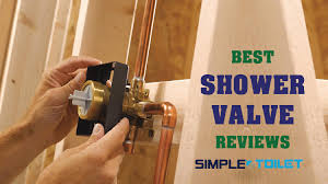 Shower Faucet Height Installation Recommended Best Shower Valve Top Picks Of 2017