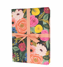 wrapping paper sheets juliet wrapping sheets by rifle paper co made in usa