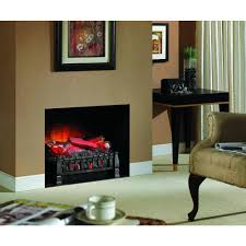 duraflame electric fireplace living room electric log heater set