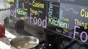 frise cuisine autocollante frise adhesive cuisine mirage frise papier peint sur intiss ou en