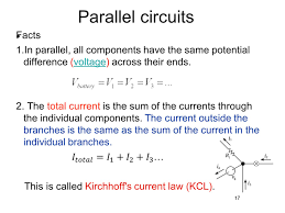 Parallel Circuit Problems Worksheet Series And Parallel Circuits Ppt Download