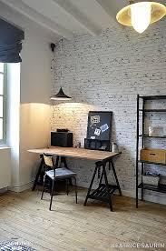 deco bureau industriel bureau deco bureau industriel beautiful bureau bois decoration s