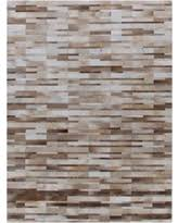 Hair On Hide Rug Check Out These Bargains On Exquisite Rugs Natural Mocha Leather