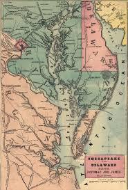 Potomac River On Map Maps Civil War