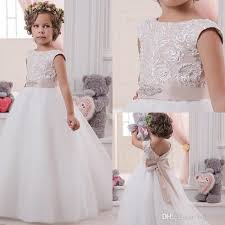 toddler wedding dress 2017 toddler wedding flower dresses lace pageant