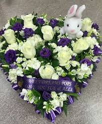 funeral ribbon personalised printed funeral ribbon 48mm x 1 metre memorial tribute