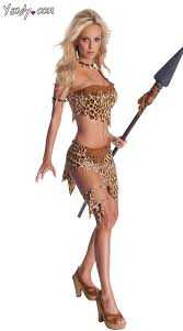 Xl Womens Halloween Costumes Jane Costume Jungle Jane Costume Jungle Woman Costume