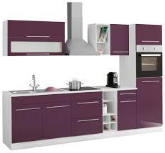 K Henzeile Online Shop Küchenzeile Held Möbel Avignon Mit E Geräten Breite 290 Cm