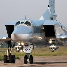 russian heavy bombers are hammering syria u2014 and it u0027s practice for