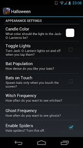 halloween continuous background tricks and treats halloween live wallpaper roundup android central