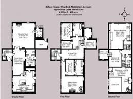one room house floor plans