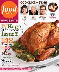 foody food network magazine