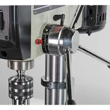 Fine Woodworking Benchtop Drill Press Review by Baileigh Industrial Dp 1512b 110v 15