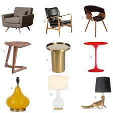 Midcentury Modern Finds - mid century modern u2013 a little daily happiness