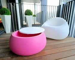 Pink Outdoor Furniture by 15 Ideas For Outdoor Furniture Design As An Exciting Eye Catcher