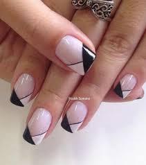 White Pink Nail 35 Splendid Manicure Designs Nail Jazzed Up
