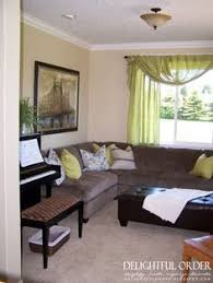 Living Room Arrangement Front Living Room Music Room And Library With Piano And Couch Or