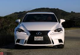 2015 lexus isf white 2015 lexus is 350 f sport review with video