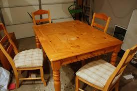 refinishing dining room table zinc round za do it yourself narrow