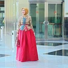 desain baju kekinian 20 desain baju muslim terbaru dian pelangi 2016 ide model busana