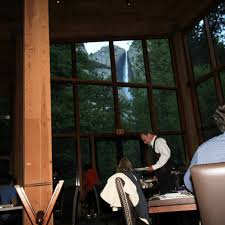 Wawona Hotel Dining Room Menu by Mountain Room Restaurant Yosemite Valley California After A Day