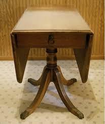 Drop Leaf Pedestal Table Benefits Of A Drop Leaf Table Home Design Ideas