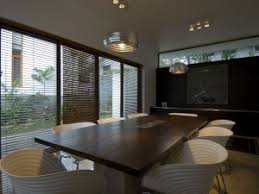 excellent ultra modern dining room pictures on dining room design