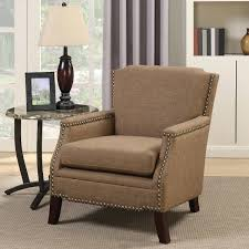brown accent chair modern chairs quality interior 2017