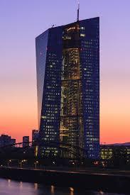 bce sede centrale quartier generale della centrale europea